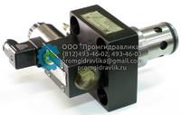 Гидроклапаны предохранительные встраиваемого монтажа типа МКПВ